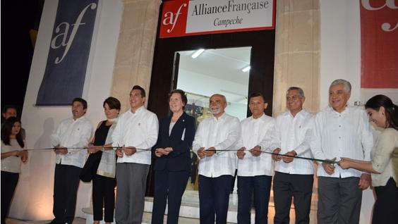 Federacion alianzas francesas mexico