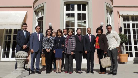 L 39 ambassadrice rencontre le groupe d amiti franco - Chambre de commerce franco mexicaine ...