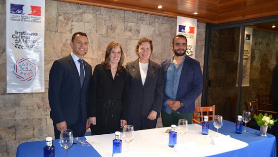 Inauguration d un espace campus france puebla le - Chambre de commerce franco mexicaine ...